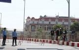 Dịch COVID-19: Thủ đô của Campuchia phong tỏa 47 địa điểm