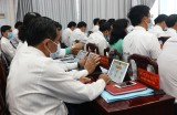 Long An Provincial People's Council of session IX holds 25th meeting (the thematic meeting) on February 26