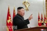 Triều Tiên tiến hành họp mở rộng Quân ủy trung ương lần thứ 8
