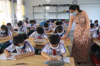 Long An: Từ ngày 01/3 học sinh, học viên, sinh viên đi học trở lại