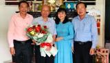 Các địa phương thăm, chúc mừng Ngày Thầy thuốc Việt Nam