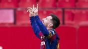 Messi tỏa sáng, Barcelona chỉ còn kém Atletico Madrid 2 điểm