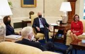 Tổng thống Biden kêu gọi Thượng viện Mỹ hành động nhanh chóng với gói cứu trợ Covid-19