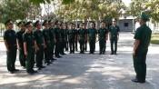 Sẵn sàng tiếp nhận, huấn luyện chiến sĩ mới