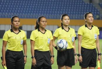 Nữ trọng tài Long An trước cơ hội điều hành tại World Cup