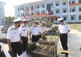 Trung tâm Huấn luyện, Vùng 2 Hải quân: Sẵn sàng cho mùa huấn luyện chiến sĩ mới