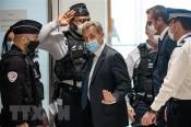 Cựu Tổng thống Pháp Nicolas Sarkozy tuyên bố kháng án