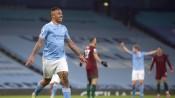 Bảng xếp hạng Ngoại hạng Anh mới nhất: Man City hơn MU 15 điểm