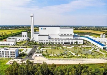 Can Tho waste-to-power plant adds 113 million kWh to national grid