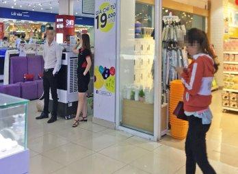 Yêu cầu Siêu thị Co.opmart Tân An thực hiện nghiêm các biện pháp phòng dịch Covid-19
