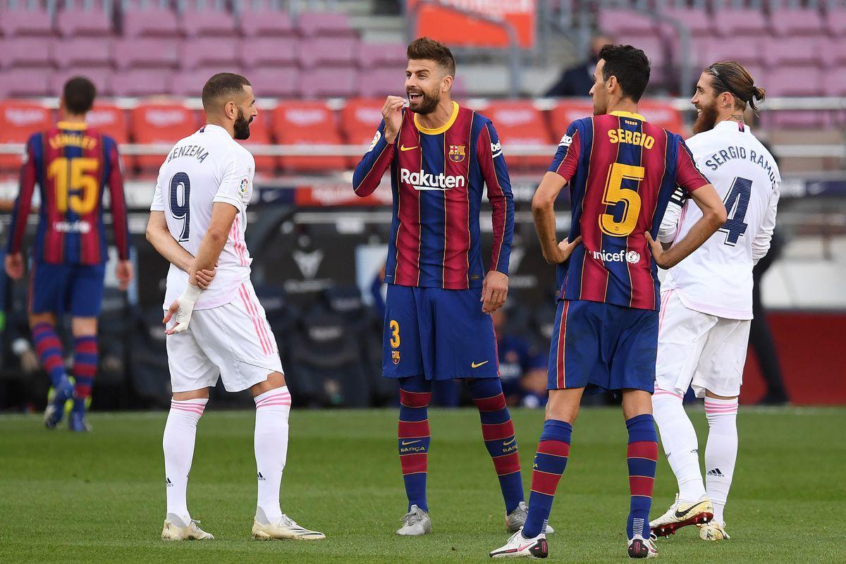 Barca và Real Madrid thiệt hại rất nhiều sau phán quyết mới nhất của Tòa án Công lý