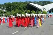 Sôi nổi các hoạt động hưởng ứng Tuần lễ áo dài Việt Nam 2021