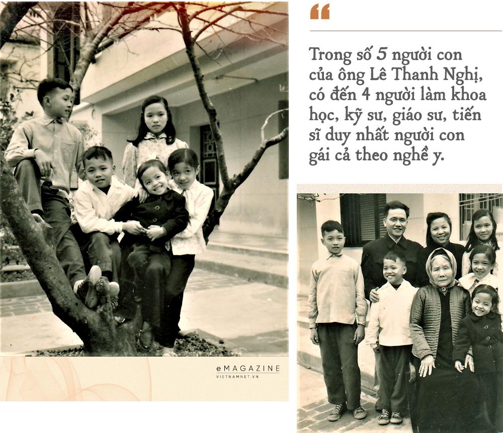 Lớp học cạnh hầm trong ký ức con gái ông Lê Thanh Nghị