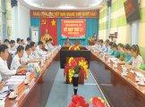 Kỳ họp thứ 21 HĐND huyện Tân Trụ, nhiệm kỳ 2016-2021