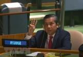 Liên hợp quốc giữ nguyên tư cách của Đại sứ Myanmar Kyaw Moe Tun