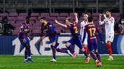 """Barca """"vô đối"""" La Liga năm 2021"""