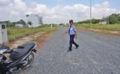 Cần Giuộc, 7/15 dự án tái định cư đã hoàn thành giao nền, cấp giấy sử dụng đất cho người dân