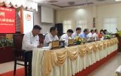 ĐBQH tiếp xúc lãnh đạo tỉnh Long An trước kỳ họp thứ 11