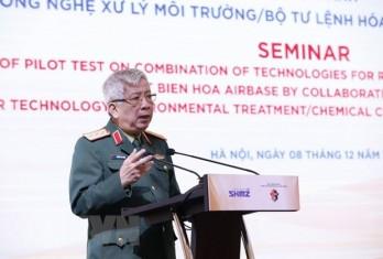 Thành quả hợp tác Việt Nam - Hoa Kỳ trong xử lý ô nhiễm dioxin