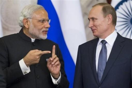 """Ấn Độ đặt cược vào """"Bộ Tứ"""" khiến Nga """"chênh vênh"""" trong trò chơi quyền lực"""