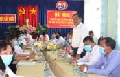 Đại biểu Quốc hội đơn vị tỉnh Long An tiếp xúc cử tri huyện Cần Đước