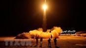 Lực lượng Houthi tấn công nhiều địa điểm ở Saudi Arabia