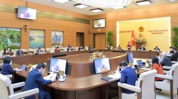 Thường vụ Quốc hội sẽ cho ý kiến về công tác nhân sự trình Quốc hội