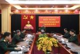 Tổng cục Chính trị giới thiệu nhân sự ứng cử đại biểu Quốc hội khóa XV