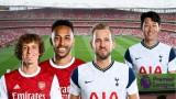 Dự đoán kết quả, đội hình xuất phát trận Arsenal - Tottenham