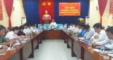 Tổ đại biểu Cần Giuộc, Cần Đước, Bến Lức góp ý kiến các nội dung trình tại Kỳ họp lần thứ 26, HĐND tỉnh Long An