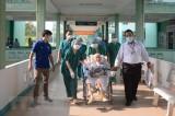 Việt Nam không có ca mắc COVID-19 mới, 43 bệnh nhân đã khỏi bệnh