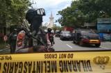 Đánh bom liều chết tại 1 nhà thờ ở Indonesia, 14 người thương vong