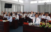 Long An People's Council holds final session on March 30