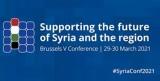 EU tổ chức Hội nghị trực tuyến về tương lai Syria tại Bỉ