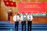 Bầu bổ sung ông Đặng Hoàng Tuấn làm Ủy viên UBND tỉnh nhiệm kỳ 2016 - 2021