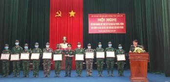 105 cán bộ, học viên Học viện Biên phòng kết thúc đợt thực tập và tham gia phòng, chống dịch Covid -19