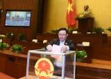 Hôm nay Quốc hội tiếp tục quy trình bầu Chủ tịch và Phó Chủ tịch Quốc hội