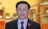 Tiểu sử tân Chủ tịch Quốc hội Vương Đình Huệ