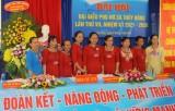 Hội Liên hiệp Phụ nữ xã Thủy Đông tổ chức Đại hội điểm nhiệm kỳ 2021 - 2026