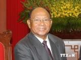 Chủ tịch Quốc hội Campuchia gửi thư chúc mừng Chủ tịch Quốc hội Vương Đình Huệ