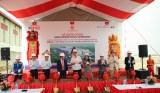 Khởi công dự án nhà máy Công ty TNHH Khánh Phong Plastics