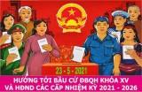 Tài liệu hỏi đáp về bầu cử Đại biểu Quốc hội khóa XV và Đại biểu HĐND các cấp nhiệm kỳ 2021-2026