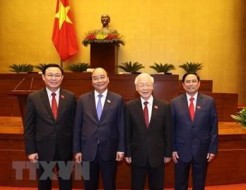 Egyptian media highly evaluates Vietnam's new leadership