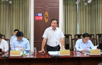 Long An: Seminar orienting to develop high-tech economic zone to be organized