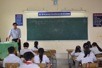Người thầy truyền cảm hứng học lịch sử cho học sinh