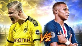Vua phá lưới Champions League 2020/2021: Haaland & Mbappe vượt trội