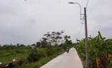 Long Định: Bảo đảm an ninh, trật tự trên những tuyến đường nông thôn