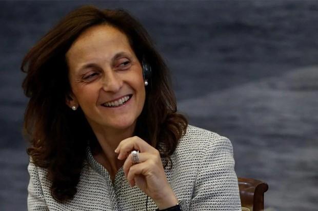Bà Alessandra Galloni sẽ đảm nhận chức Tổng biên tập Reuters từ ngày 19/4. (Ảnh: theceomagazine.com)