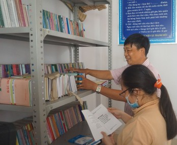 Bến Lức: Lan tỏa nét đẹp văn hóa đọc trong cộng đồng