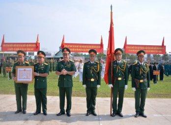 Bộ Chỉ huy Quân sự tỉnh phát động thi đua cao điểm chào mừng bầu cử